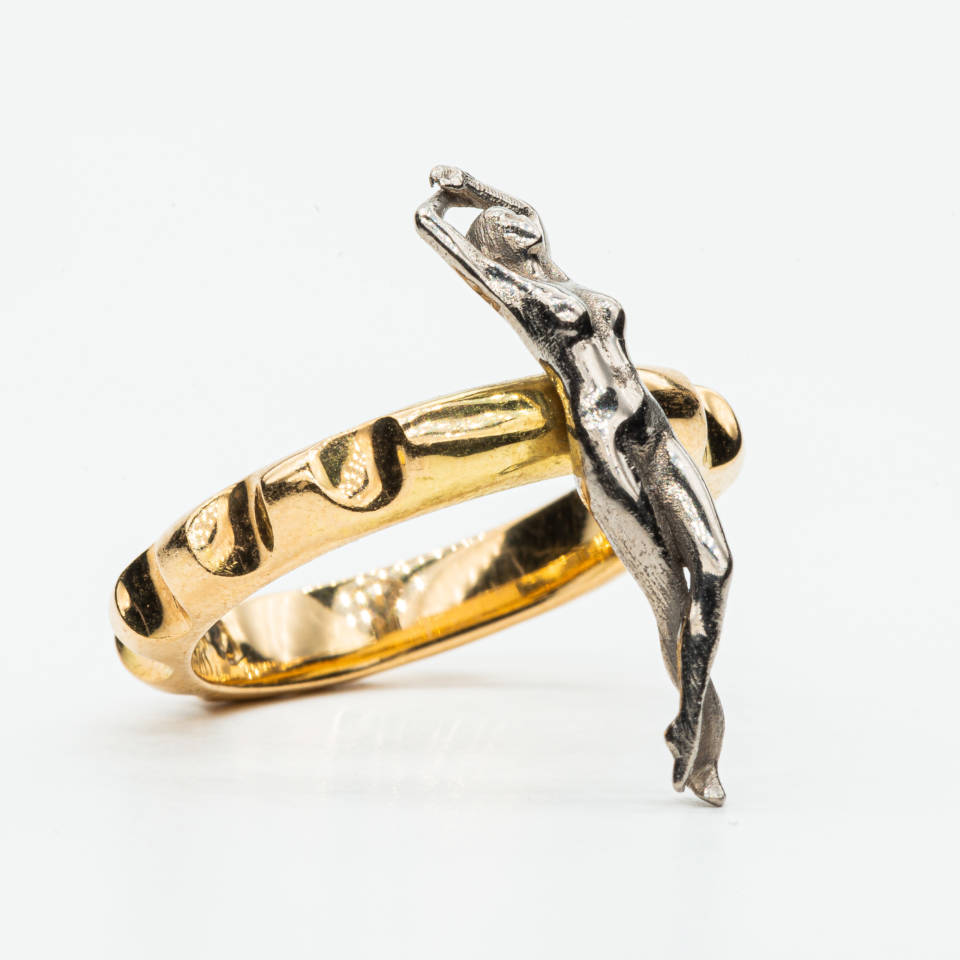 """Aphrodite"" Ring"
