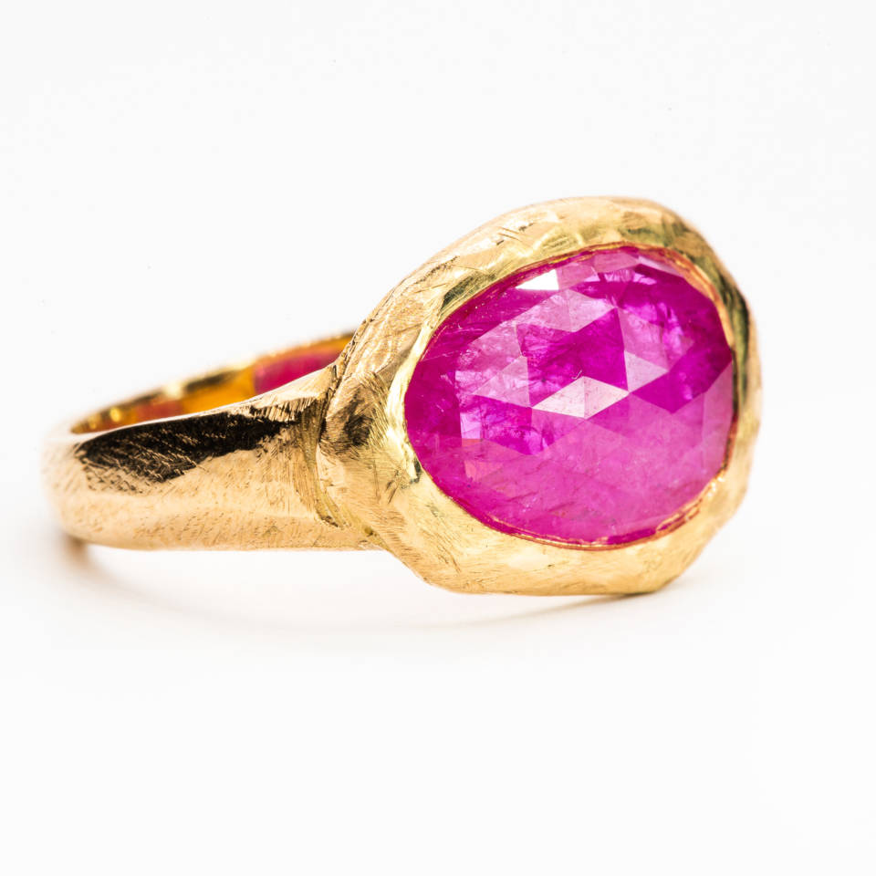 """Peonies Please"" Ring"