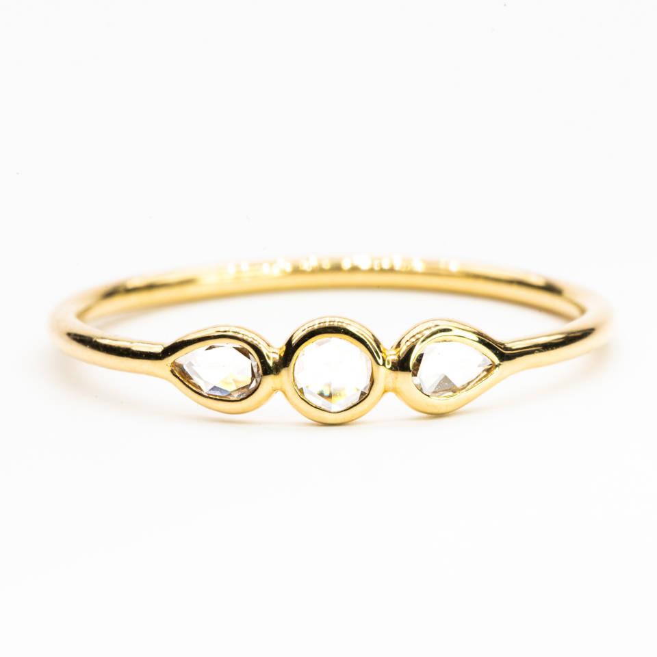 """""""Avanti-Avanti"""" Ring"""